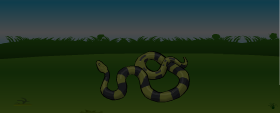 The Snake Trying (Poem)
