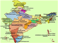 Indian States and Cities