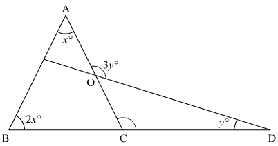 Q23 Triangle And Its Angles Math Solutions Class 9 Formative Assessment Mcq