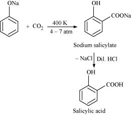 sodium salicylate the salicylic acid biology essay This undergoes the kolbe-schmidt reaction (chem rev, 1957, 57, 583 – 620), utilising carbon dioxide at high temperature and pressure, to give sodium salicylate, which is acidified to give salicylic acid.
