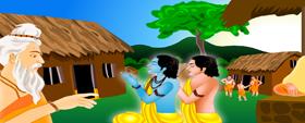 जंगल और जनकपुर
