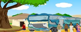 बस की यात्रा