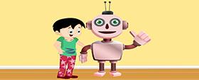 मैं हूँ रोबोट
