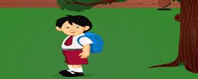 The School Boy (Poem)