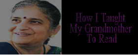 How I Taught My Grandmother to Read
