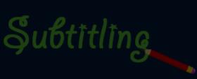 Sub-titling