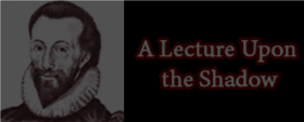 A Lecture Upon the Shadow