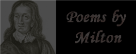 Poems by Milton