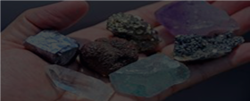 Mineral and Power Resources