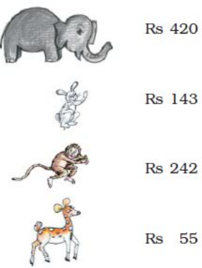 KVS Books CBSE Solutions Class 3 Math Chapter 2 : Fun with Numbers, NCERT Solutions in Mobilesathi.com