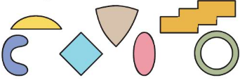 NCERT Solutions for class 3 Mathematics Chapter-5 Shapes and Designs