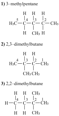 Draw The Structure Of3 Methylpentane 2 3 Dimethylbutane And 2 2