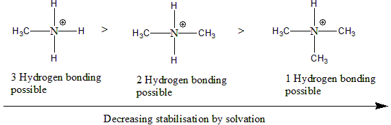 N(ch3)3 Lewis Structure (CH3)2NH is mor...