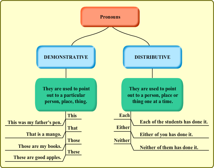 Pronouns, Revision Notes: CBSE Class 8 SOCIAL SCIENCE ...