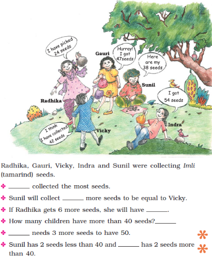 Free NCERT Solutions for Class 3 Math Chapter 2 - Fun With Numbers