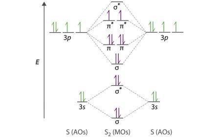 Molecular Orbital Diagram S2 Download Wiring Diagrams