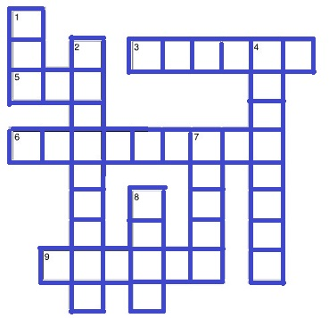 Crossword Puzzles With Mathematical Terms Answers