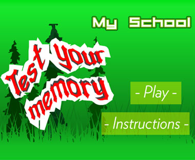 Test Your Memory - My School