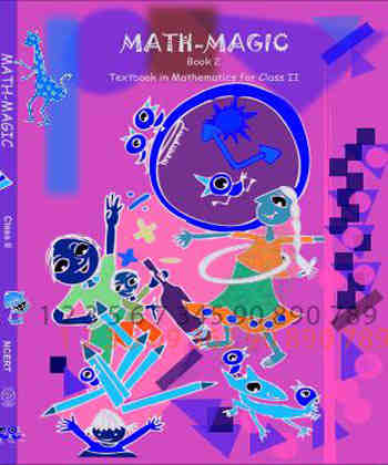 Math Magic - NCERT Solutions